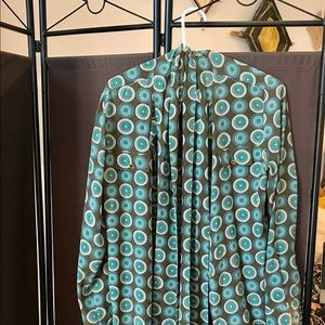 Tory Burch Bow Blouse.